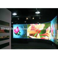 Wholesale HD P5 Full Color Wireless Indoor LED Video Walls Flexible Installed LED Display Advertising Screen With Light Weight from china suppliers
