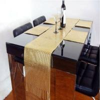 Wholesale Decorative Metallic Cloth As Table Runner from china suppliers