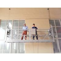 Wholesale Alloy Aluminum Scaffold Suspended Working Platform For Building Facade Maintenance from china suppliers