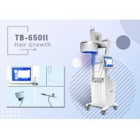 Wholesale No pain Three Wavelengths Diode Laser Hair Loss Treatment 8 Inch Multi Color Touch Screen from china suppliers
