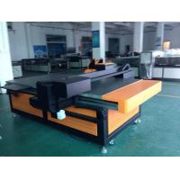 Wholesale yd-1325 epson uv flatbed printer with dx5 printhead(1.3*2.5m) from china suppliers