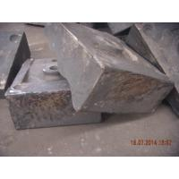 Wholesale Cr-Mo Alloy Steel Lifter Bars For Cement Mill Coal Mill / Mine Mill from china suppliers