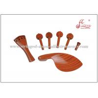 Wholesale 4/4 Rosewood Middle Grade String Instrument Accessories For Violin ISO9001 / CQM from china suppliers