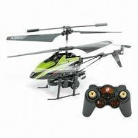 Wholesale RC Metal Gyro Helicopter with Blowing Bubbles Function from china suppliers