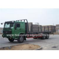 Wholesale 6X4 Sinotruk Howo Dump Truck 14 Tons Cargo Vehicles 336HP Horse Power from china suppliers
