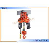 Wholesale 2 Ton / 5 Ton Electric Hoist Trolley Lever Chain Hoist With Safety Hook from china suppliers