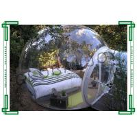Wholesale 7m x 5m Inflatable Lawn Tent Bubble / Inflatable Bubble Camping Tent from china suppliers
