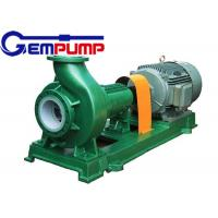 Wholesale F Type horizontal Chemical Centrifugal Pump  Model 65FN-40A 3.36m³/h ~ 190.8m³/h Flow from china suppliers