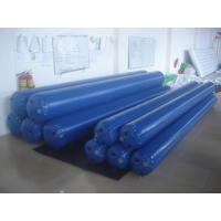 Wholesale 4.5mH*0.33m Diameter Blue Color Water Park Inflatable Tube With PVC Tarpaulin from china suppliers