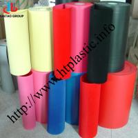 Wholesale vacuum forming  PVC flocked rolls packing from china suppliers
