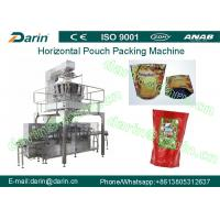 Wholesale Horizontal stand up Automatic Pouch Packing Machine FOR tea with 1 year guarantee from china suppliers