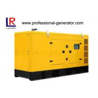 Wholesale 60HZ Super Quiet Diesel Generators 130KVA Soundproof Type With Stamford Alternator from china suppliers