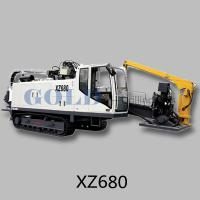 Wholesale XZ500 all hydraulic horizontal directional drilling rig 50Kn rotation torque from china suppliers