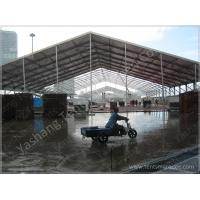 Wholesale 40x100 M Large Hard Extruded Aluminium Frame Tents Exhibition Marquee Canopy from china suppliers