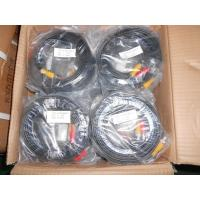 Wholesale Premade CCTV Video Cable Siamese Power 50ft with BNC / DC Connector from china suppliers
