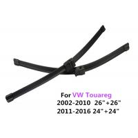 Wholesale Soft Natural Rubber Windshield VW Wiper Blades Replacement One Year Warranty from china suppliers