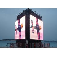 Wholesale IP65 Ph10 stage background outdoor smd led display Video Wall Super Clear Vision from china suppliers
