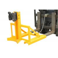 Wholesale Upgrated Eager-gripper Clamp Drum Clamp Attachment with 540-690mm Adjusting Height from china suppliers