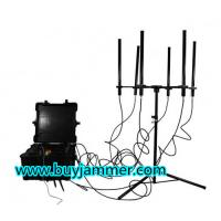 Wholesale 350W 4-8bands High Power up to 2000m Drone Jammer from china suppliers