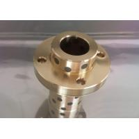 Bronze flanged sleeve bearing images buy bronze flanged for Electric motor sleeve bearing lubrication