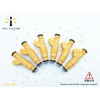 Wholesale 6X Upgrade Petrol Fuel Injectors 0280155746 For Jeep Porsche Volkswagon BMW 19lbs EV1 from china suppliers