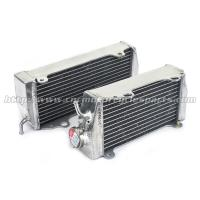 Wholesale Professional Motorcycle Water Cooler Radiator Easy Installation Without Mounting Modifications from china suppliers