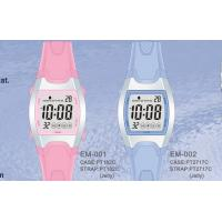 Wholesale Square Quartz Kids Digital Watches For Boys , PU Strap Stainless Steel Bezel from china suppliers
