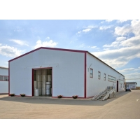 China Easy Installation Galvanized Steel Structure Factory Shed Building Workshop Warehouse on sale