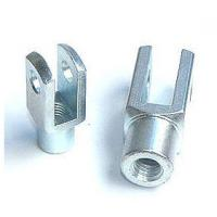 Wholesale Galvanized Clevis Rod Ends yoke DIN 71752 , G12x24 for Electric Power System from china suppliers