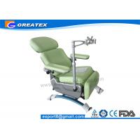 Wholesale Electric Dialysis Chair , Blood Collection Chair For  Surgical Operation , Operating Blood Draw Chair from china suppliers