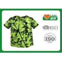 Wholesale Kid Outdoor Research T Shirt Short Sleeve For Running / Hunting from china suppliers