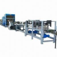 Wholesale Wider and Longer Tuber Machine, Make Paper Reels to Paper Tubes, with 820, 1,460mm Printing Width from china suppliers