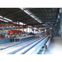 Wholesale Prefabricated Warehouse Curved Roof Industrial Structural Steel Shed from china suppliers