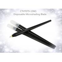 Buy cheap EO Gas Sterilized Microshading Pen , Manual Ombre Eyebrows Pen from wholesalers