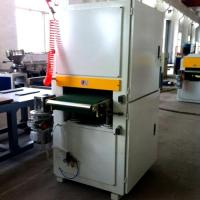 Wholesale Custom WPC Profile Extrusion Line , Wood Plastic Composite Sanding Brushing Machine from china suppliers