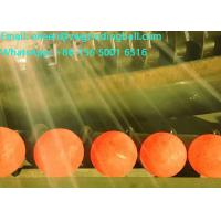 Wholesale Copper and Gold Mining high hardness good wear resistance Ball Mill  steel balls from china suppliers