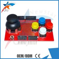 China JoyStick Shield For Arduino , Expansion Board Analog Keyboard and Mouse on sale