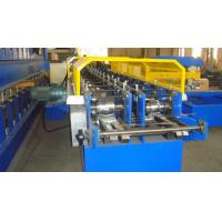 Wholesale High Speed Embossed Lip channel PLC Control Automatic Metal Stud Roll Forming Machine from china suppliers