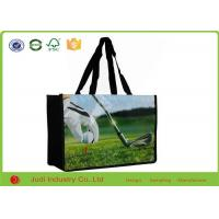 Wholesale Durable 80gsm Non Woven Shopping Bag Gravure Printing Size 38 X 42 X 10cm from china suppliers