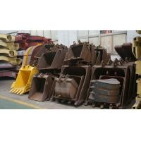 Wholesale Mini Digger / Excavator Bucket For Excavator Spare Parts , OEM Heavy Steel Fabrication from china suppliers