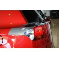 Wholesale Chrome Car Tail light Covers , 2013 / 2014 Toyota RAV4 Rear Lamp Garnish from china suppliers
