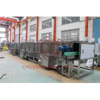 Wholesale Carbonated Drink / Beer Tunnel Pasteurization Equipment For Bottled Beverage Production Line from china suppliers