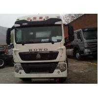 Wholesale 6x4 Sinotruk HOWO A7dump truck 420HP Euro 2 new design LUXURY cabinody from china suppliers