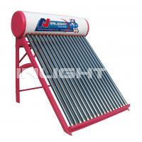 Wholesale 240L Solar Collector Water Heater , Direct Solar Water Heating Systems For Domestic Hot Water from china suppliers