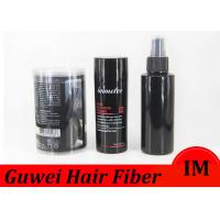 Wholesale Super Thicker Instant Hair Building Fiber , Hair Growth Tonic For Hair Loss from china suppliers