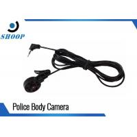 Wholesale Mini Body Camera Accessories 420 TV Lines Headset Police Hidden Bullet Camera from china suppliers