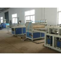 Wholesale Double Screw WPC Foam Board Machine / PVC Foam Board Production Line from china suppliers