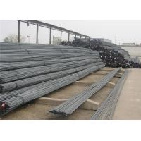 Wholesale Standard HRB40 TMT Bars , Hot Rolled Steel Round Bar Deformed 12m Length from china suppliers
