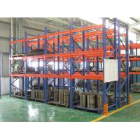 Wholesale adjustable steel Double Deep selective Pallet Rack with cold rolled steel from china suppliers