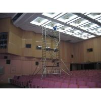 Wholesale Professional Safe Ladder Maintenance Scaffolding with Ring lock joints from china suppliers